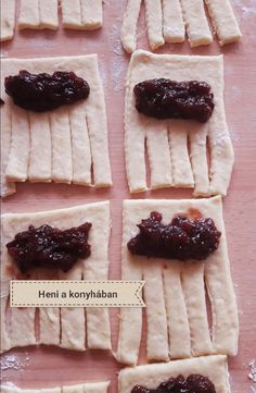 Hungarian Recipes, Dessert Recipes, Food And Drink, Cooking Recipes, Pudding, Cookies, Drinks, Ethnic Recipes, Healthy Nutrition