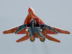 Mikoyan Gurevich MiG-29. Vitaliy Gorbunov
