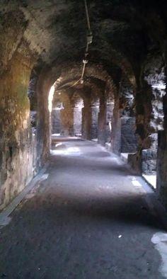 Piazza Stesicoro  Anfiteatro Romano - Catania, Sicily