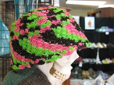 Ravelry: mym's The 80's Have Called it a Hat