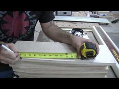 144 - How to Build a Lumber Rack