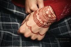 25 Excellent Henna Tattoo Designs