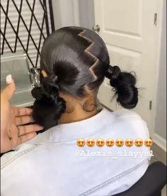 Hair Ponytail Styles, Weave Ponytail Hairstyles, Black Girl Braided Hairstyles, Sleek Ponytail, Sleek Hairstyles, Baddie Hairstyles, Curly Hair Styles, Natural Hair Styles, Protective Hairstyles