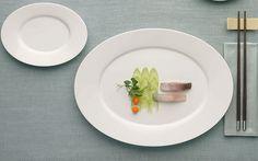 Purity range from Bauscher @www.verrax.be #verrax #bauscher #chinaware #crockery #porcelain