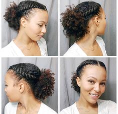 Pin By Nani On Natural Hairstyles Flat Twist Hairstyles Flat Twist Hairstyles, Afro Hairstyles, African Hairstyles, Wedding Hairstyles, Medium Hairstyles, Easy Black Hairstyles, 4c Natural Hairstyles Short, Protective Hairstyles For Natural Hair, School Hairstyles