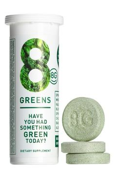 Greens Superfoods Supplement for travel