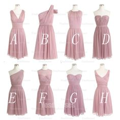 dusty thistle bridesmaid dresses, cheap bridesmaid dress, short bridesmaid dress, custom bridesmaid dresses, simple bridesmaid dress, PD15222 sold by Lucia Dress. Shop more products from Lucia Dress on Storenvy, the home of independent small businesses all over the world.