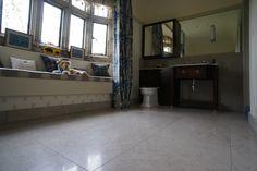 Deep clean and reseal of #AzulMoleanos #flooring