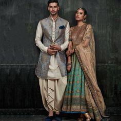 Indian bridal dupatta tarun tahiliani 46 ideas for 2019 Wedding Dresses Men Indian, Wedding Outfits For Groom, Groom Wedding Dress, Wedding Wear, Indian Weddings, Groom Dress, Farm Wedding, Wedding Couples, Boho Wedding