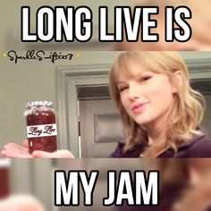 Taylor Swift Meme by Claire Jaques <<<<Where's the peanut butter?