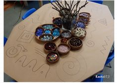 Loose parts invitation from Superheroes, Princesses & Monsters Mish-Mash - Stimulating Learning Inquiry Based Learning, Early Learning, Kind Photo, Naidoc Week, Finger Gym, Early Years Classroom, Eyfs Activities, Morning Activities, Funky Fingers