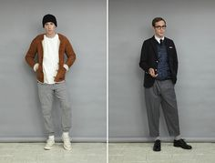BEAMS PLUS - F/W 2015 COLLECTION LOOKBOOK • Guillotine