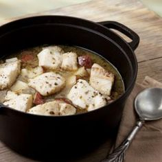 White Fish Stew (Bianco) Recipe