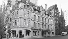 The Ralph Lauren Rhinelander Mansion store at Madison between 86th and 87th