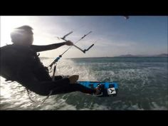 Another nice video from Alban with his new #Nitrov4 in 10m  #Switchkites