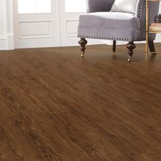 Home Decorators Collection 7 5 In X 47 6 In Misty Oak Luxury Vinyl Plank Flooring Sq