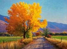 61 Landscape Oil Paintings By Artist Douglas Aagard Nature Paintings, Landscape Paintings, Oil Paintings, Fall Clip Art, Southwestern Art, Watercolor Painting Techniques, Autumn Scenery, Abstract Landscape, Beautiful Landscapes