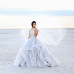 full modest wedding dress with fully beaded bodice from alta moda