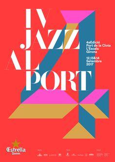 jazz al port 4edition works by Quim Marin Studio  www.quimmarin.com