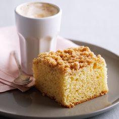Pastel de Streussel y canela ( Torta de café del Streusel cinn) Chff. Anne Olson http://annaolson.ca/recipe/details/cinnamon-streusel-coffee-cake