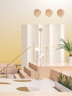 How to translate seasons into color in interior design concepts by Moli Studio via Eclectic Trends Design 3d, 3d Interior Design, Cafe Interior, Interior Styling, Interior Architecture, Interior And Exterior, Interior Decorating, Design Concepts, Decorating Games