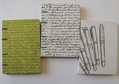 TMLee Journals by GourmetPens, via Flickr