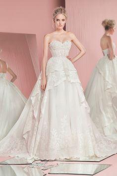 Vestido de noiva Zuhair Murad - Bridal Spring Summer 2016 - Pink
