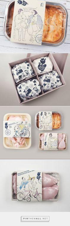 #food #packaging #chicken