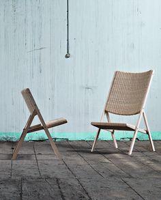 Molteni&C and Dada with Port magazine present Gio Ponti's iconic D.270.2 armchair at London Design Week @moltenidada