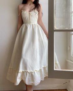 Pretty Outfits, Pretty Dresses, Beautiful Dresses, Cute Outfits, Gorgeous Dress, Fantasy Dress, Looks Vintage, Dream Dress, Look Fashion