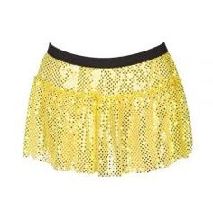 Adorable skirt for my Belle or Snow White running costume!