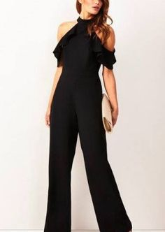 Jumpsuit Outfit, Dress Outfits, Prom Dresses, Formal Dresses, Boho Fashion, Fashion Outfits, Womens Fashion, Fashion Trends, Classy Outfits