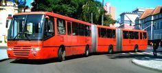 Volvo bi-articulated bus