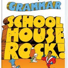 School House Rock Grammar Songs