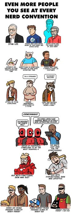 nice Conventions in a Nutshell Check more at http://randompics.net/conventions-in-a-nutshell/