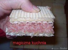 Chrupiące mielone inaczej - przepis ze Smaker.pl Polish Recipes, Vanilla Cake, Desserts, Food, Eat Lunch, Tailgate Desserts, Deserts, Polish Food Recipes, Essen
