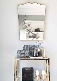 Vintage mirror - The Gorgeous New Greengate Collection for Autumn Winter 2015