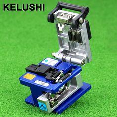 KELUSHI Cold Connection tool Optical Fiber Cleaver for SUMITOMO Coating Diameter:250um - 900um Used 12 position blade