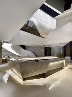 Times Bund Clubhouse, Shanghai, China :: Kris Lin Interior Design