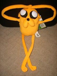 "Amazon.com: Adventure Time Jake 10"" Plush: Toys & Games"