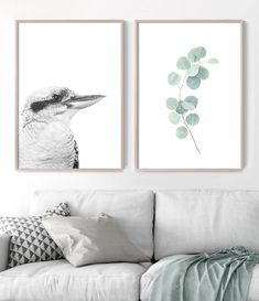 Kookaburra Print by Little Ink Empire Our Black and White Kookaburra Print beautifully captures this gorgeous native Australian in all his glory. Bird Prints, Wall Art Prints, Native Australians, Bird Wall Art, Australian Birds, Reno, Wall Art Designs, Farmhouse Decor, Nativity