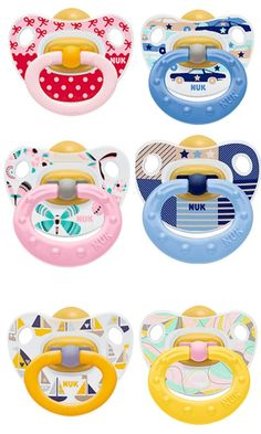 NUK Baby Pacifier 18-36 Months Latex