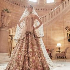 Looking for Bridal Lehenga for your wedding ? Dulhaniyaa curated the list of Best Bridal Wear Store with variety of Bridal Lehenga with their prices Indian Bridal Outfits, Pakistani Bridal Dresses, Indian Bridal Wear, Indian Dresses, Asian Bridal Dresses, Indian Clothes, Sabyasachi Lehenga Bridal, Lehenga Choli, Sabyasachi Bridal Collection