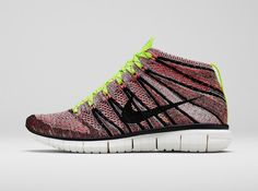 84053aee3b3b  NIKE Free Flyknit Chukka - Mercurial and Magista Collection  sneakers Nike  Jacket