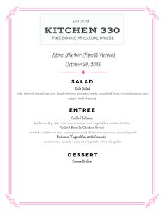 Host Your Private Event at Kitchen 330 Business Events, Corporate Events, Shaved Brussel Sprouts, North Wildwood, Poppy Seed Dressing, Dried Cherries, Grilled Salmon, Anniversary Parties, Fine Dining