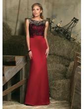 Davinci Elegante Rote Sexy Abendkleider - Style 60215