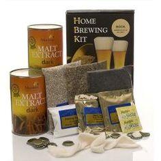 American Bock True Brew Ingredient Kit
