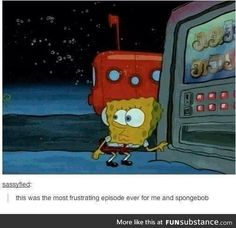 Worse When You Realize Spongebob can Multiply and Shapeshift