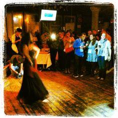 .@Viaggiareinpuglia Official | #Pizzica al #TBDPuglia party :) #TBDI2013
