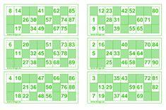 27 Ideas De Bingo Para Imprimir Bingo Para Imprimir Bingo Cartones De Bingo